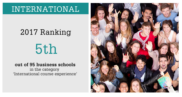 la rochelle business school classement financial times