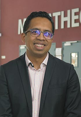 Dimbi Ramonjy - Researcher and Lecturer