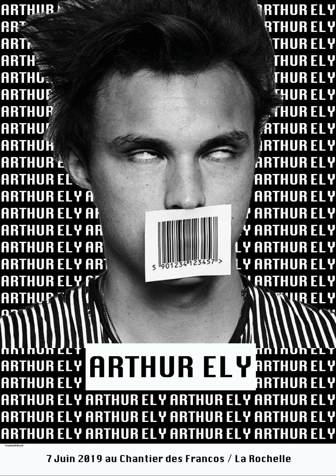 Arthur Ely par Benjamin Bretel