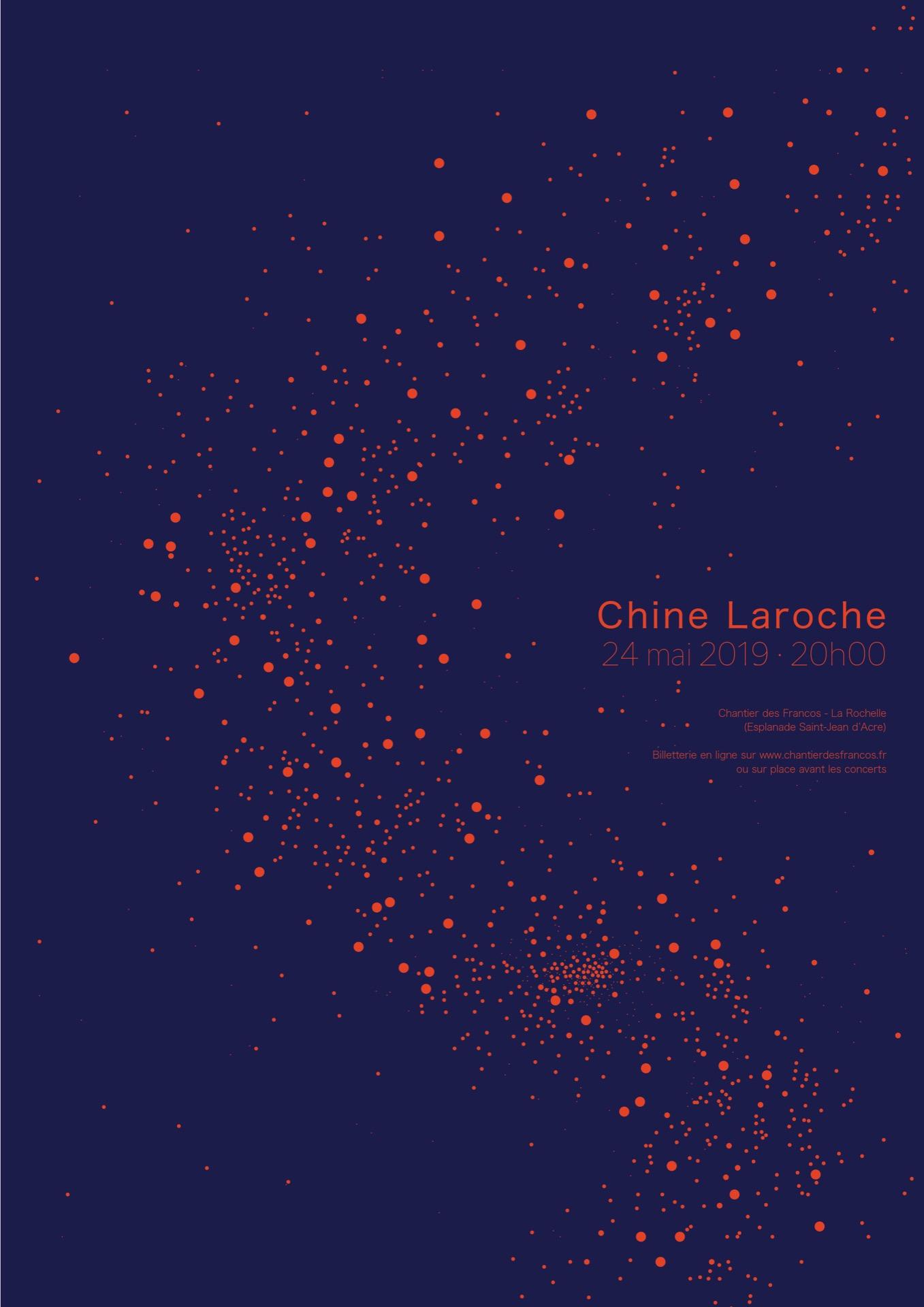 Chine Laroche par Marie Bally