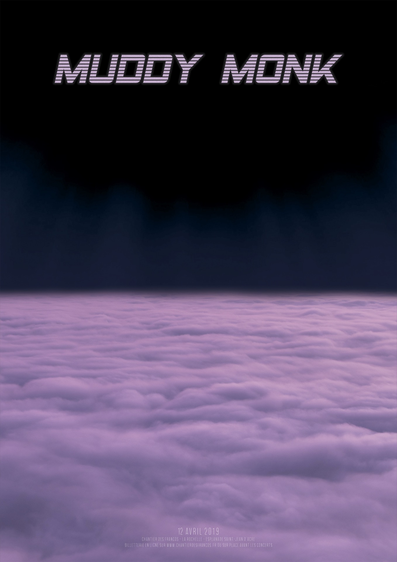 Muddy Monk par Jules Nasser