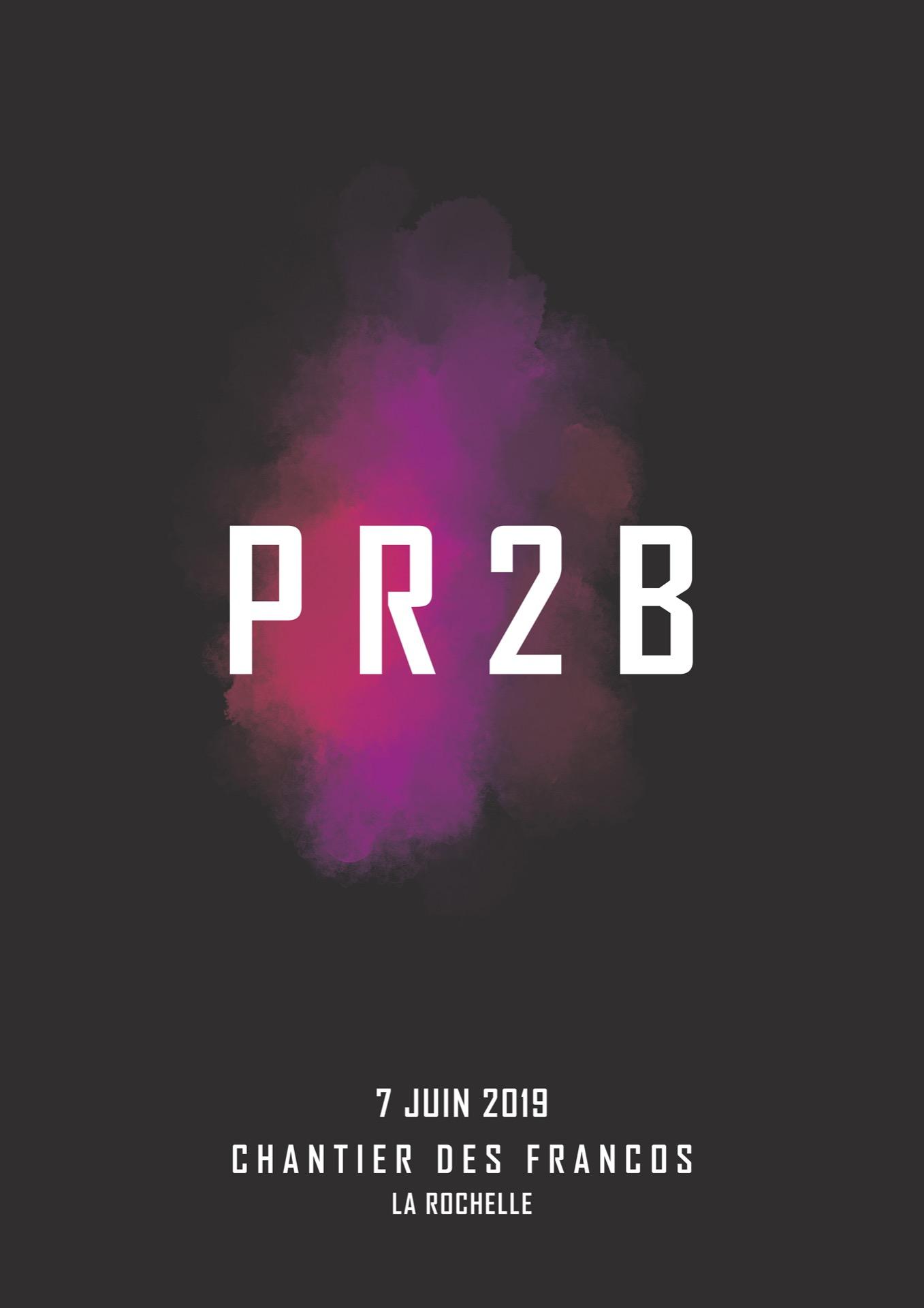 PR2B par Mohamed Belhacel