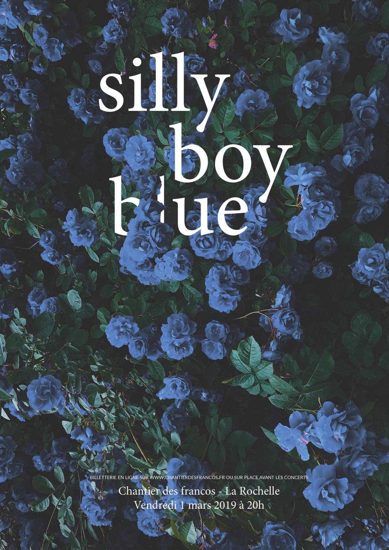 Silly Boy Blue par Léa Guichet