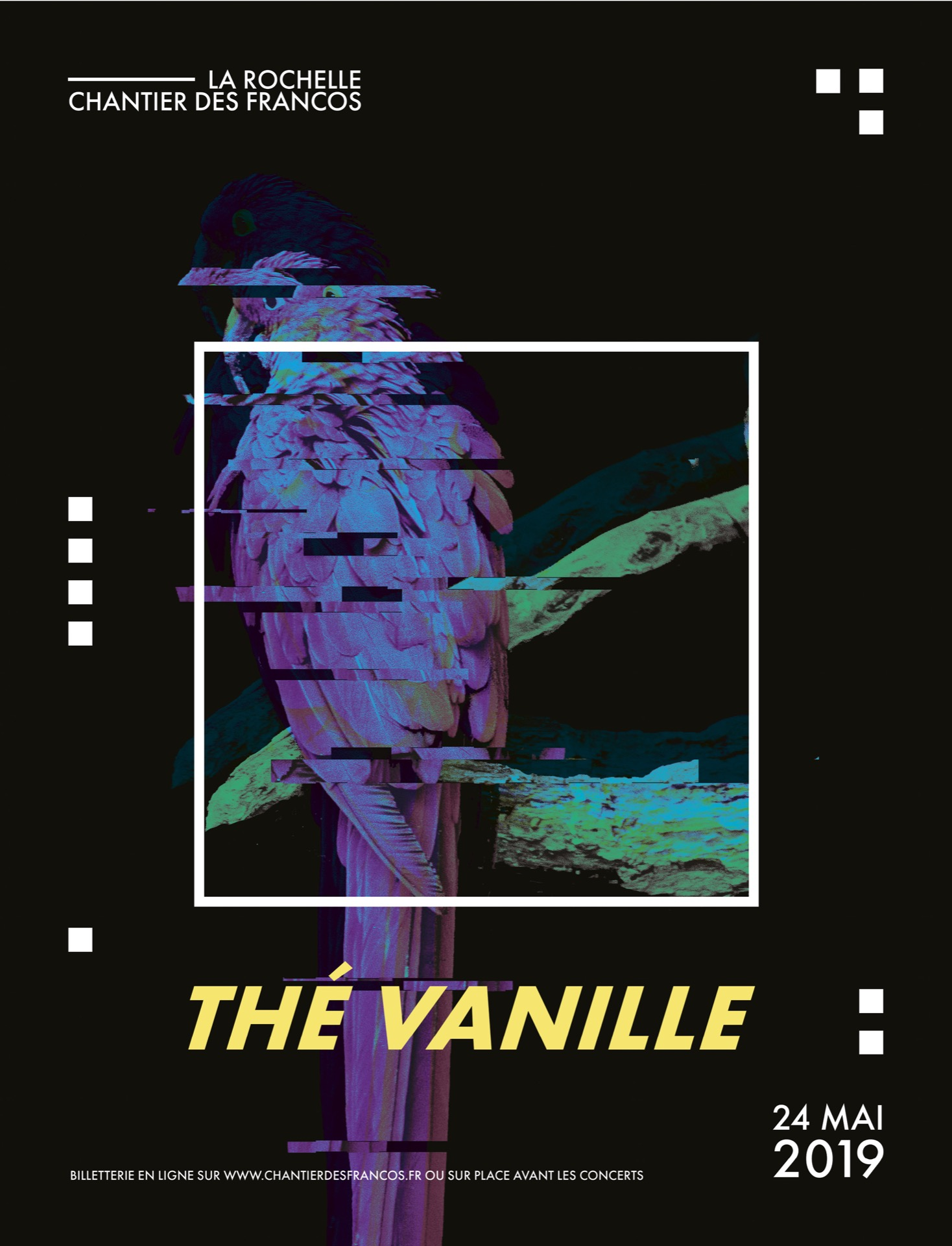 Thé Vanille par Margaux Rouger